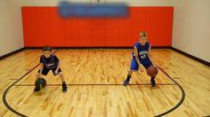 Basketball Drills Dribbling Skills Ball Handling Kids