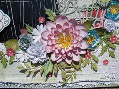 Cheery Lynn Designs - Build a Flower