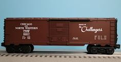 Lionel 6-16617 Chicago and North Western Boxcar with E.T.D.