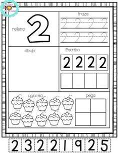 Activities For Kids, Homeschool, Diagram, Education, Maths, Girls, Early Education, World, Preschool Number Activities