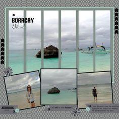 Beach Mosaik