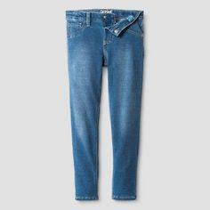 Girls' Knit Leggings Pants - Cat & Jack Medium Blue Xxl