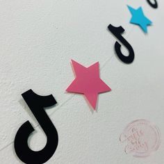 11th Birthday, Girl Birthday, Birthday Parties, Star Banner, Tic Tok, Ladybug, Party, Crafts, Ideas Aniversario