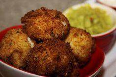 McGuire's Irish Boxtys : Fried Mashed Potato Balls