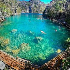 Tag a travel buddy  Kayangan Lake, Philippines ✨ Photo by: @jaypeeswing  #TravelingOurPlanet and follow us to be featured!