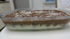 O Prestígio Gelado é uma sobremesa fácil de fazer, econômica e deliciosa. Faça e garanta muitos elogios! Veja Também: Geladão de Abacaxi Veja Também: Gelad