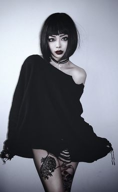 Wylona Hayashi~ she makes me want black hair again