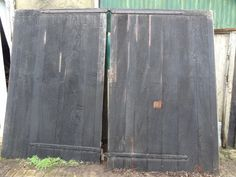 english mid 20th century oak barn doors for sale on salvoweb from the original antiques