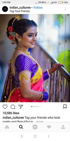 Wedding Couple Poses Photography, Indian Wedding Photography, Bridal Hairstyle Indian Wedding, Indian Bridal, Saree Hairstyles, Bride Hairstyles, Wedding Looks, Bridal Looks, Bridal Makeup Pictures