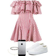 Sem título #1026 by army-forever on Polyvore featuring polyvore, fashion, style, House of Holland, Vans, Cartier and clothing