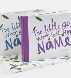 Personalized children's books | Lost My Name