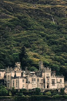 Kylemore Abbey, Connemara, Galway, Ireland. I can still feel the peace of Connemara and must go back