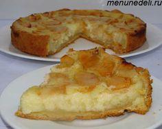 Пирог - простой готовки resept
