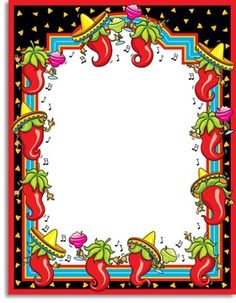 pix for mexican fiesta borders