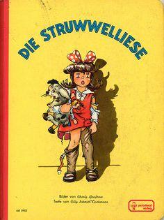 Die Struwwelliese by verpabunny, via Flickr