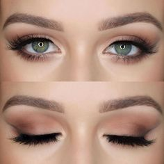 Details   @blankcanvascosmetics Master Palette @lillylashes @j_make_up Lashes @anastasiabeverlyhills Brow Definer and Gel