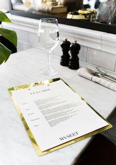 Restaurant Museet in Stockholm | NordicDesign