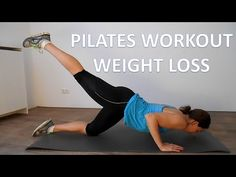 Pilates Workout For Weight Loss – 20 Minute Full Body Low Impact Pilates Workout - YouTube