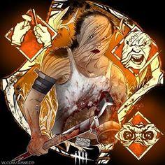 dead by daylight meg Michael Myers, Classic Horror Movies, Horror Film, Studios, Animation, Hillbilly, Halloween Horror, Game Art, Instagram