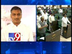CM Kiran acting in direction of Chandrababu - Harish Rao