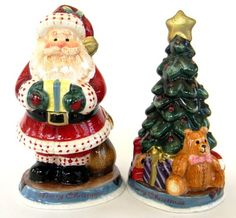 Fitz & Floyd Fireplace Santa Salt and Pepper Shakers Fitz and Floyd http://www.amazon.com/dp/B007KCDO8Q/ref=cm_sw_r_pi_dp_jWe4vb1E0CWXK