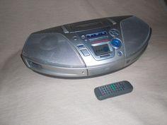 Stereoanlage Panasonic RX-ES25 Radio/Cassette/CD Boombox Ghettoblaster