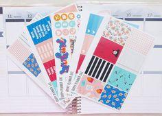 Girl Boss Kit / Back to School Erin Condren Weekly Sticker Kit