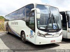 Ônibus da empresa Viação Litoral Norte, carro 2842, carroceria Neobus Spectrum Road 350, chassi Volkswagen 18.320 EOT. Foto na cidade de Camaçari-BA por Wesley Diaz, publicada em 04/11/2012 16:24:32.