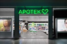 스웨덴 디자인회사 BVD / APOTEK 약국 디자인 : 네이버 블로그