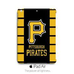 Pittsburgh Pirates iPad Air Case Cover Wrap Around