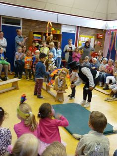 En het optreden van de leeuwen en tijgers was een groot succes!