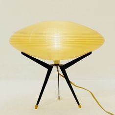 For sale: Tripod Table Lamp, 1960s