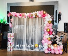 Balloon Decorations, Backdrops, Balloons, Backgrounds, Balloon, Balloon Centerpieces
