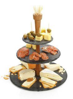 Boska Cheese Tower® aus Schiefer