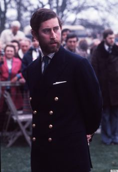 beard WOW. Still cant believe that was Prince Charles