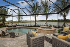The ultimate #outdoor entertaining space…  #backyard #naples #esplanade #dreamhome #pool #outdooroasis