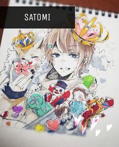 """莉月とうふ on Twitter: """"さとりーぬっっ #すとぷりギャラリー… """" V Cute, Cute Art, Dark Chronicle, Manga Watercolor, Manga Anime, Anime Art, Boy Illustration, Girl Sketch, Cool Drawings"""