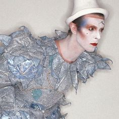 """vezzipuss.tumblr.com — David Bowie, """"Scary Monsters"""", Circa 80"""