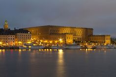Kungliga Slottet | ©Brorsson Wikicommons