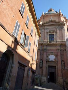 Eglise Santa Maria de Vita, Bologna