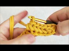 Crochet Border Patterns, Crochet Designs, Crochet Stitches, Knit Crochet, Knitted Afghans, Knitted Hats, Diy Tech, Tatting Lace, Crochet Videos