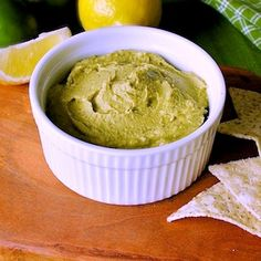 Cilantro Jalapeno Hummus -- spicy twist on hummus that takes about 10 seconds in the food processor (love that).