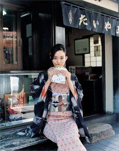 licoricewall:  松島花 (Hana Matsushima)