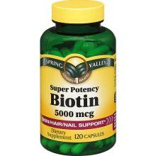 Biotin makes your hair and nails healthier and better all around.  biotin I take every day works great hair and skin will improve and nails, but you have to take it for at least 3-4 months to get in your system then you will start seeing how fast your hair grows its a must have