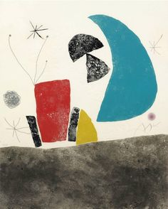 Untitled, from Espriu-Miró by Joan Miró