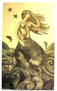 Mermaid - Sarah Young