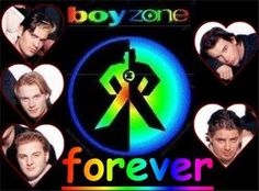 Boyzone. Not made by me