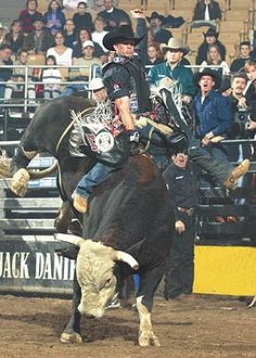 Bull rider Mike White is no stranger to success or injury