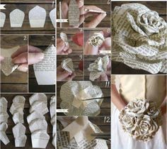 Ingenious Methods of Creating Insanely Beautiful DIY Paper Roses and Transform Your Decor Paper Pom Poms, Crafty Craft, Table Centerpieces, Diy Paper, Burlap Wreath, Decorating Your Home, Paper Flowers, Easy Diy, How To Make