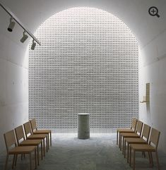 Stone in the Forest: Crematorium in Stockholm by Johan Celsing | Buildings | Architectural Review